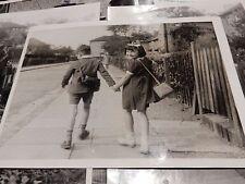 AMAZING TROVE OF PHOTOGRAPHS WW2  44 EDGEWORTH RD ELTHAM LONDON SE9   X 15