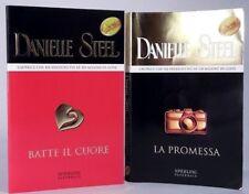 Steel Danielle BATTE IL CUORE + LA PROMESSA Sperling Paperback