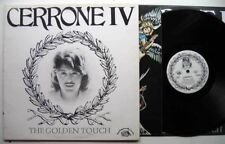33T LP Cerrone IV  The Golden Touch 1978 MALLIGATOR FR