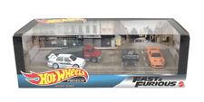 NEW Hot Wheels Premium Fast & Furious Set Real Riders Mattel Box IN HAND