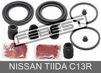 Front Brake Caliper Repair Kit For Nissan Tiida C13R (2015-)