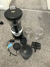 Nutri Ninja System Pulse Blender Extractor With Cups & Accessories !