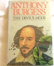 ** Signed Copy ** Anthony Burgess The Devil's Mode First Ed