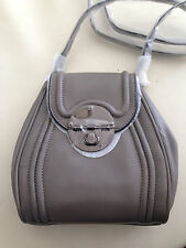 NEW MIMCO LEATHER OFFBEAT HIPBAG In Pebble RRP $199