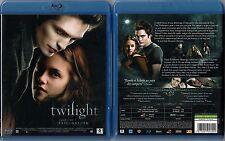 TWILIGHT Chapitre 1 - FILM Blu-Ray avec Robert PATTINSON - 2009 - 122 mn