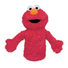 Sesame Street Elmo Hand Puppet 11-Inch Plush