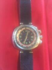 Orologio Compressor Fontaine-anni70-carica Manuale