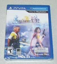 Final Fantasy X|X-2 Hd Remaster for Playstation Vita Brand New! Factory Sealed!