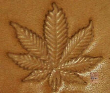 CRAFTOOL  -  TANDY LEATHER FACTORY  -  3D STAMP 8619-00  - HEMP