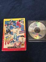 Final Fight CD Sega CD In Box No Manual!