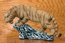 A Vintage Chinese Tiger Figure / Yixing.