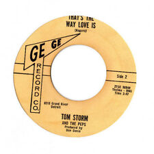 "NORTHERN SOUL 45/ TOM STORM & PEPS ""THAT'S THE WAY LOVE IS""/""I LOVE YOU""   HEAR!"