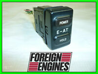 JDM NISSAN S13 180SX SILVIA E-AT POWER HOLD SWITCH SR20DET AUTOMATIC