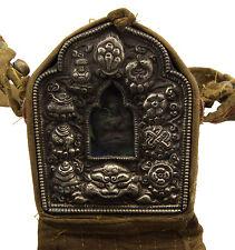 Ghau Gau tibetain-temple de voyage TsaTsa Bodhisattva Chenrezig  6756 AE
