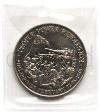 Philippines 10 Pesos  Revolution 1988 UNC (#2085)