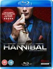 Hannibal - Season 1 Blu-ray 2013 by Mads Mikkelsen Hugh Dancy.