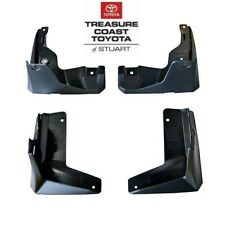 NEW OEM TOYOTA COROLLA HATCHBACK 2019 AND UP MUDGUARD KIT WITH SCREWS