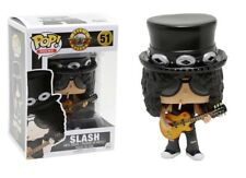 Funko Pop Rocks: Guns N Roses - Slash Vinyl Figure Item No. 10687