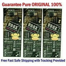 VOOX DD Cream Whitening Body Lotion 3 Boxes Tips for Pretty White Free Shipping