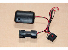 NEW R260 3V Vibration Motor Massage Strong quake With Battery case switch DIY