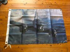 Kitchen, Dining, Bar Usaf Bomber Air Force Liberator Tough Vinyl Print Poster Mancave Wallhanging
