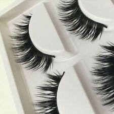 Lashes Extension 5 Pairs Natural 3D Long Eye False Eyelashes Makeup Eyelashes