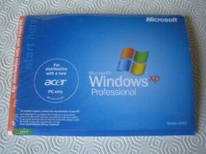 Microsoft Windows XP Professional Version 2002  Pack 2 Re-installation Disc