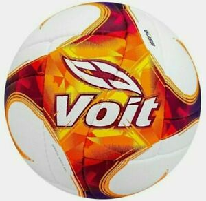 Voit Liga MX Official Match Ball Clausura 2021 - White-Orange fifa approved