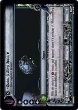 Star Trek CCG 2E Genesis Queen's Borg Sphere, Contingency Vessel FOIL 11P26