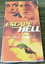 Escape From Hell (VHS) Thriller