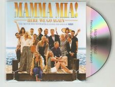 "CHER ""FERNANDO"" FROM ABBA MAMMA MIA MINT / NEW UK CD PROMO + PRESS STICKER"