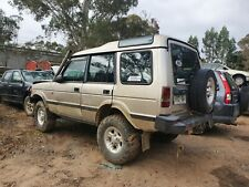 Landrover discovery 1 tdi seat bolt wrecking complete car