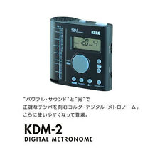 Korg KDM-2 True Tone Digital Metronome Powerful Sound KDM2 From Japan Free Ship