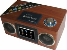 """Sungale ID353IPR Wi-Fi Internet Radio with 3.5"""" TFT LCD Touch Screen"""