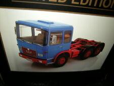 1:18 Road Kings MAN Truck blau/blue in OVP