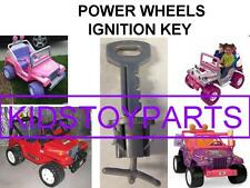 """POWER WHEELS IGNITION KEY FOR THE DASHBOARD WITH 5/8"""" DIAMETER CYLINDER"""