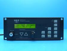 MKS 651CD2S1N, 600 Series, Throttle Valve, Pressure Controller, Working