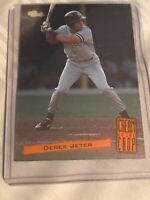 1994 94 Classic Cream of the Crop Derek Jeter Rookie RC #C17, New York Yankees