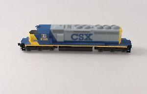 Kato 37-2705 HO CSX SD40-2 Diesel Locomotive #8186