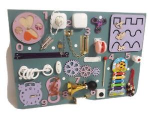 Busy board busyboard Baby Board. 26x18inch