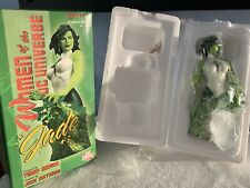 DC Direct 2008 Women Of The DC Universe Series 2 Jade Statue Bust #1111/3000