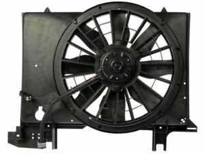 Auxiliary Fan Assembly For 98-00 Volvo S70 V70 Naturally Aspirated GM36B7