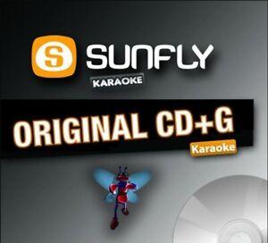 Sunfly Karaoke CDG Disc SF060
