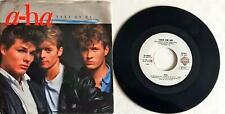 "a-ha – Take On Me   Vinyl 45 Giri 7"""