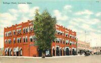 Benham Bollinger Hotel roadside C-1910 LEWISTON IDAHO postcard 4217