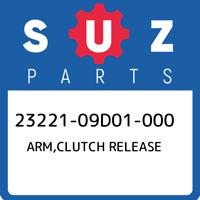 23221-09D01-000 Suzuki Arm,clutch release 2322109D01000, New Genuine OEM Part
