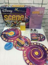 Disney Scene it? Family Trivia DVD Game with Disney Clips Ages 6+