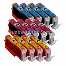 12 COLOR Canon CLI-251XL Compatible Ink Cartridge CLI-251C CLI-251M CLI-251Y