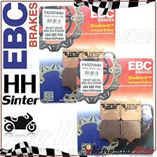 Pastiglie freno anteriore Sinter EBC Fa322hh Ducati 749 2002-2007