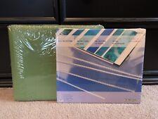 NEW Creative Memories Landscape Album w/ Pages & Page Protectors LIGHT GREEN